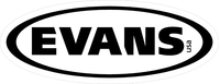 Evans Drumheads USA Decal / Sticker 01