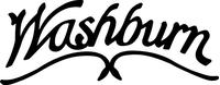 Washburn Guitars Decal / Sticker 01