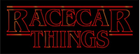Racecar Things Decal / Sticker 04