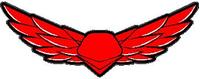 Wings 02 Decal / Sticker