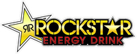 Rockstar Energy Drink Decal / Sticker 02