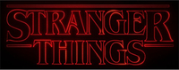 Stranger Things Decal / Sticker 03