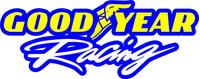 Goodyear Racing Decal / Sticker 08