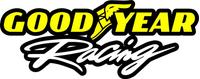Goodyear Racing Decal / Sticker 10