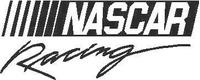 NASCAR  Racing Decal / Sticker 03