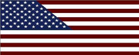 American Flag 04 Decal / Sticker