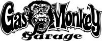CUSTOM GAS MONKEY GARAGE DECALS and STICKERS
