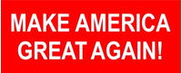 MAGA Decal / Sticker 01