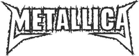 Metallica Decal / Sticker 08