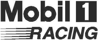 Mobile 1 Racing Decal / Sticker