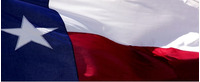 Texas Flag Decal / Sticker 01