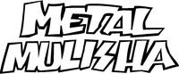 Metal Mulisha Decal / Sticker 08