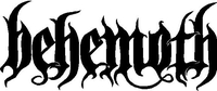 Behemoth Decal / Sticker 02