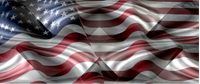 American Flag Decal / Sticker 39