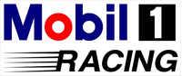 Mobil 1 Racing Decal / Sticker 07
