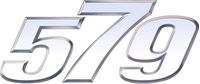 Peterbilt 579 Decal / Sticker b