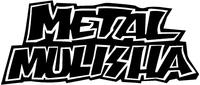 Metal Mulisha Decal / Sticker 06