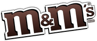 M&M Decal / Sticker 24