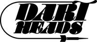 Dart Heads Decal / Sticker 03