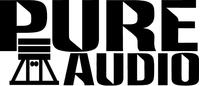 Pure Audio Decal / Sticker 01