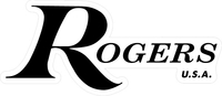 Rogers Drums Decal / Sticker 05