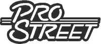 Pro Street Decal / Sticker
