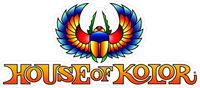 House of Kolor Decal / Sticker 01