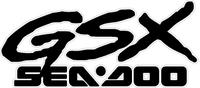 Sea-Doo GSX Decal / Sticker 33