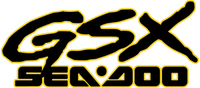 Sea-Doo GSX Decal / Sticker 39