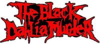 The Black Dahlia Murder Decal / Sticker 02