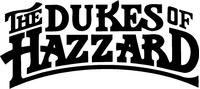 Dukes of Hazzard Decal / Sticker 02