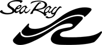Sea Ray Decal / Sticker 03