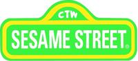 Sesame Street Sign Decal / Sticker 01