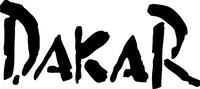 Dakar Rally Decal / Sticker 03