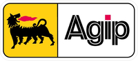 Agip Decal / Sticker 07