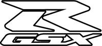 GSXR Suzuki Decal / Sticker 17