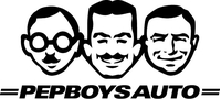 CUSTOM PEP BOYS DECALS and STICKERS