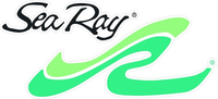 Sea Ray Decal / Sticker 04