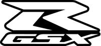 Suzuki GSXR Decal / Sticker 25