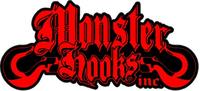 Monster Hooks Decal / Sticker 01