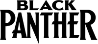 Black Panther Decal / Sticker 04