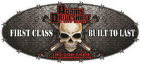 Adams Driveshaft Decal / Sticker 01