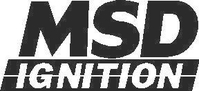 MSD Ignition Decal / Sticker 02