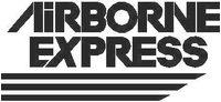 Airborne Express Decal / Sticker