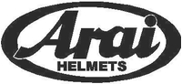 Arai Helmets  Decal / Sticker