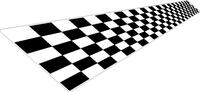 Checkered Flag Decal / Sticker 101