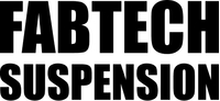 Fabtech Suspension Decal / Sticker 02