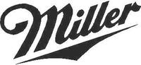 Miller Decal / Sticker
