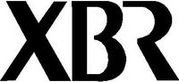 Sony XBR Decal / Sticker