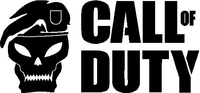 Call of Duty Skull Decal / Sticker 5
